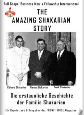 Banner Buchtipp Amazing Shakarian Story